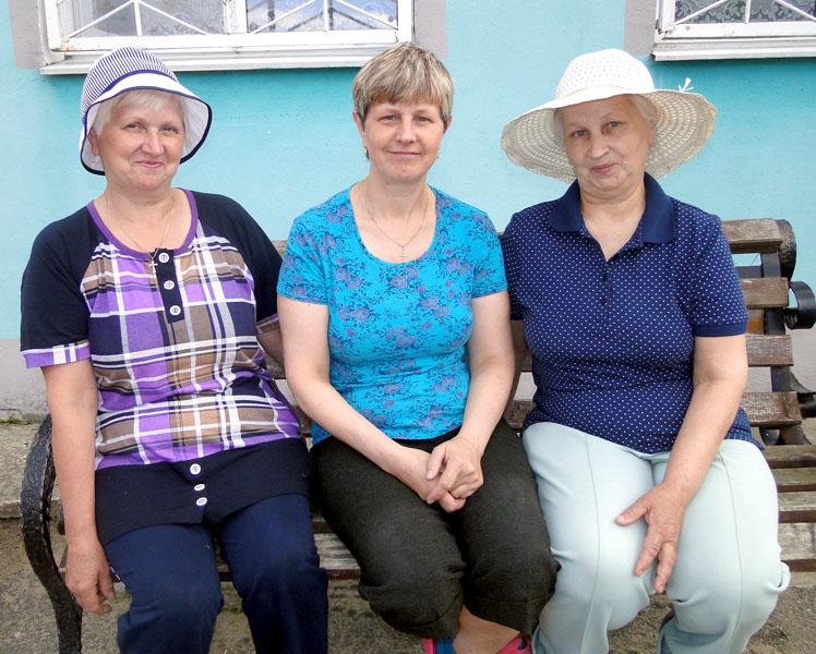 Три сестры из Бабиновичей