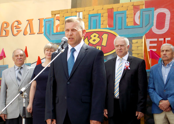 Дружеские связи между Лиозненщиной и регионами Российской Федерации развиваются
