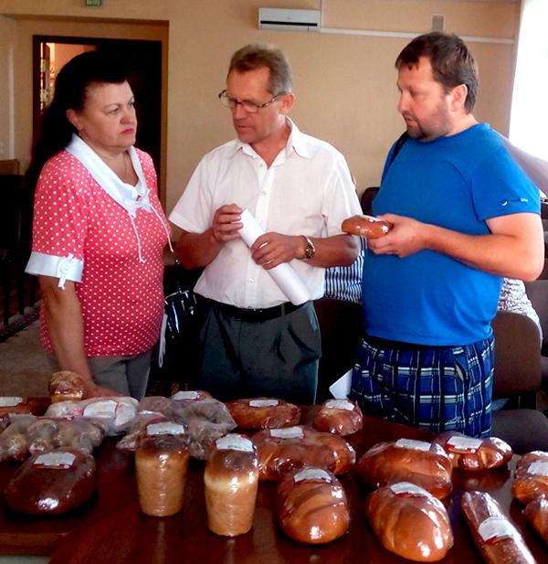 Лиозненскую хлебопекарную продукцию обсудили на выставке-презентации