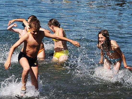 Поведение на воде – зона ответственности взрослых
