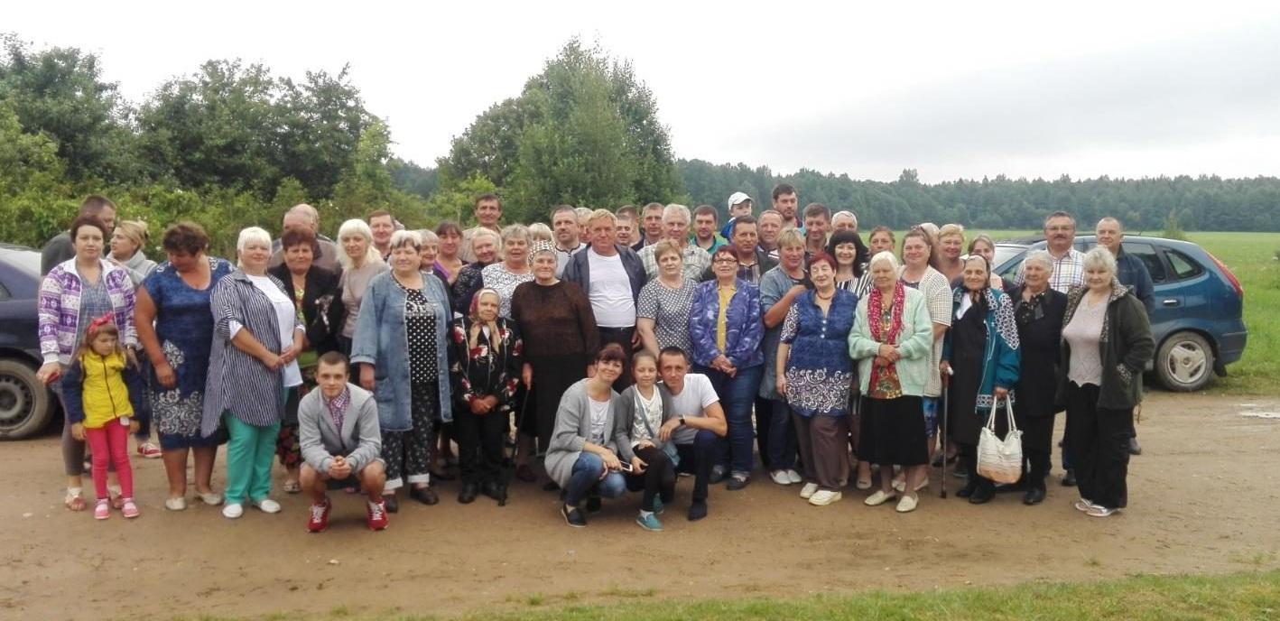 В д. Мальково Лиозненского района отпраздновали день деревни
