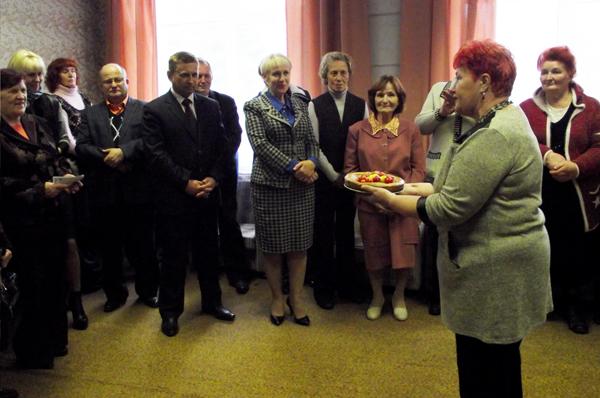 В Лиозненской ДШИ состоялся праздничный концерт, посвящённый Международному Дню пожилого человека