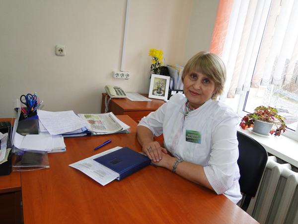 Врач-терапевт УЗ «Лиозненской ЦРБ» удостоена государственной награды Беларуси