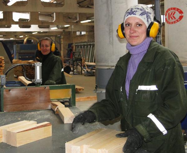 На небольшом частном предприятии в Лиозно создано 7 рабочих мест