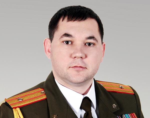 Интервью с начальником Лиозненского РОЧС Виталием Чайкином