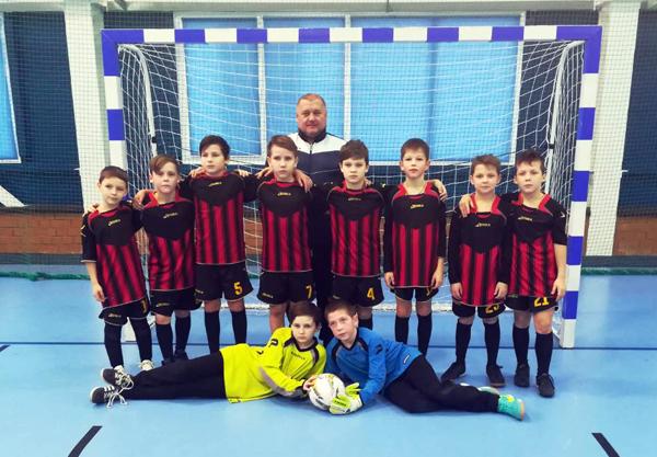 Лиозненские юные футболисты приняли участие в турнире по мини-футболу «Международная детская лига звёзд «Смоленск-2018»