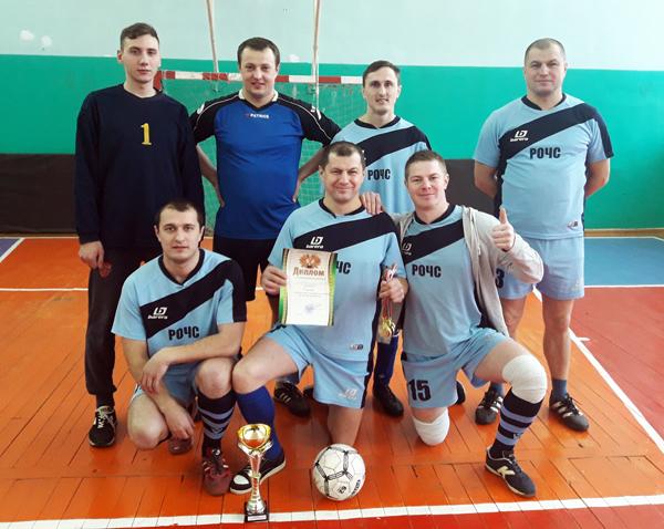 В аг. Добромысли Лиозненского района прошёл турнир по мини-футболу