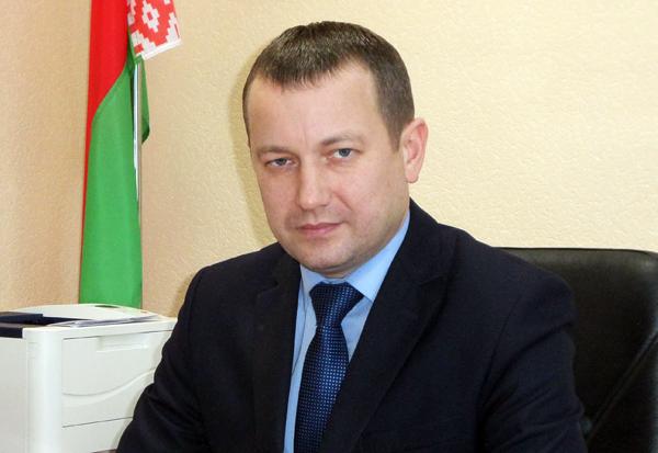 Интервью с депутатом Лиозненского районного Совета депутатов Александром Гончаровым