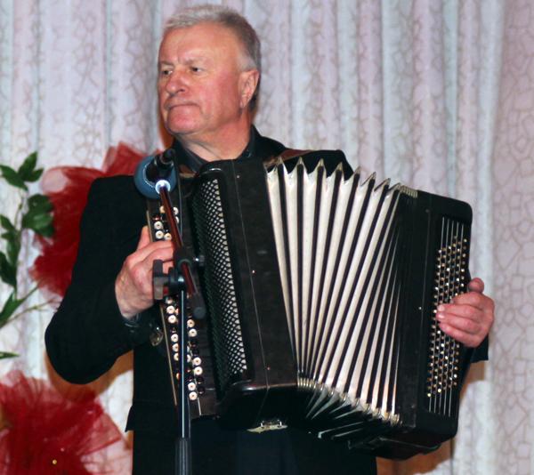 Преподаватель Лиозненской районной детской школы искусств Александр Бондарев отпраздновал юбилей