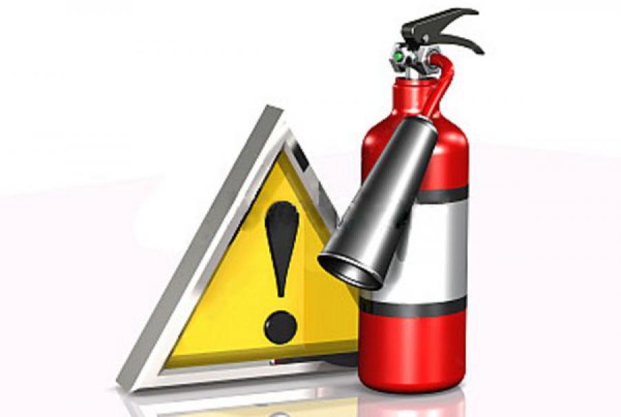 В Лиозненском районе проведен мониторинг противопожарного состояния объектов, обеспечивающих проведение праздничных мероприятий