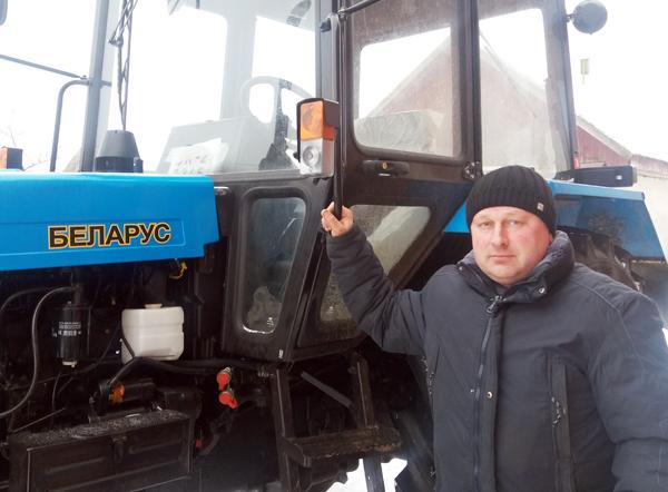КУП «Конашково» работает четыре года при Лиозненском сельском Совете