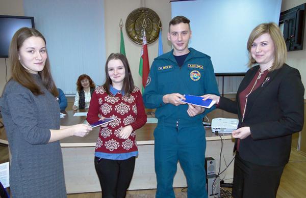 В Лиозненском районном исполнительном комитете прошёлсеминар-учёба для наблюдателей