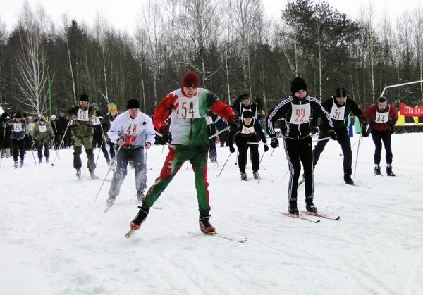 «Лиозненская лыжня-2018» прошла в Пушках