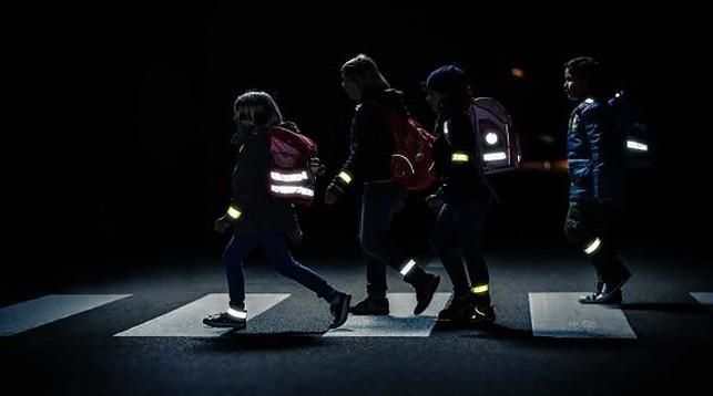 Стартовала акция «Не будь невидимкой на дороге!»