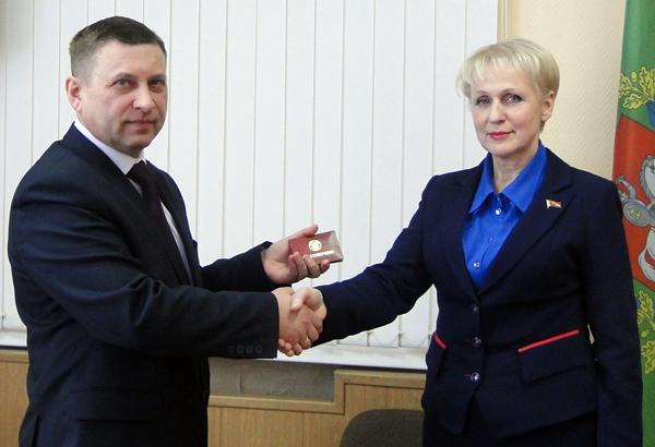 Состоялась организационная сессия районного Совета депутатов