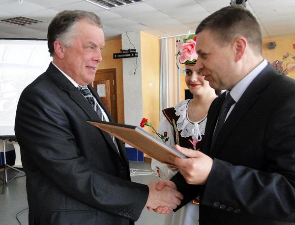 Лучшие животноводы Лиозненского района получили награды