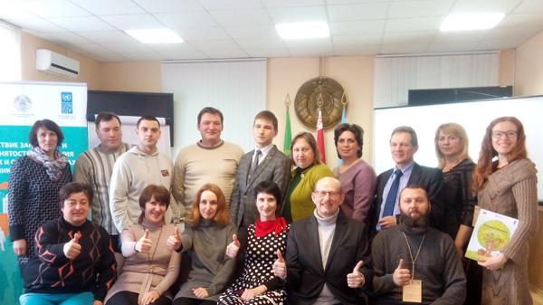 В Лиозно прошёл практический семинар «Основы предпринимательства»