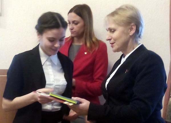 Состоялось первое заседание Молодёжной палаты четвёртого созыва при районном Совете депутатов