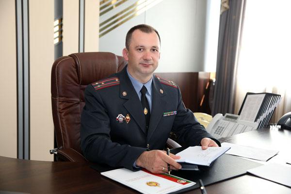 «Прямая линия» с начальником УВД Витебского облисполкома