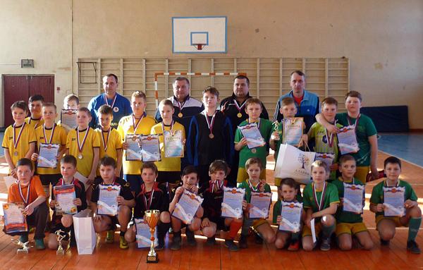 Лиозненские юные футболисты  успешно выступили в г. Пустошка Псковской области