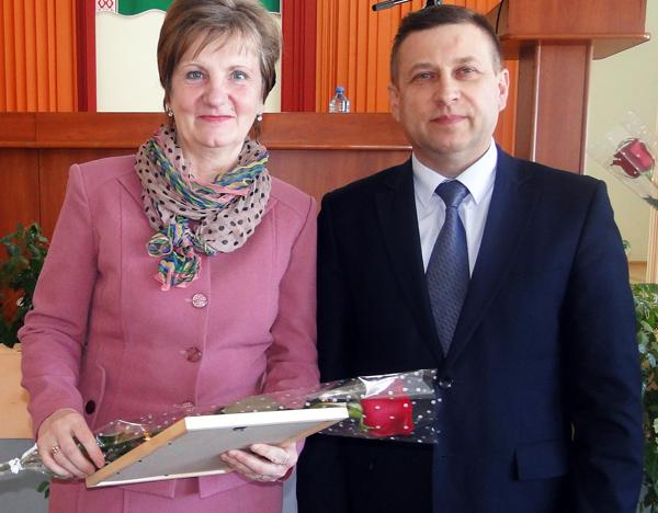 Состоялась вторая сессия Лиозненского районного Совета депутатов 28 созыва