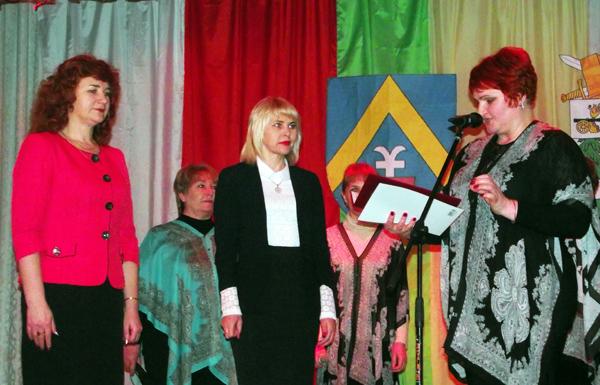 В Лиозно состоялся концерт, посвящённый Дню единения народов Беларуси и России