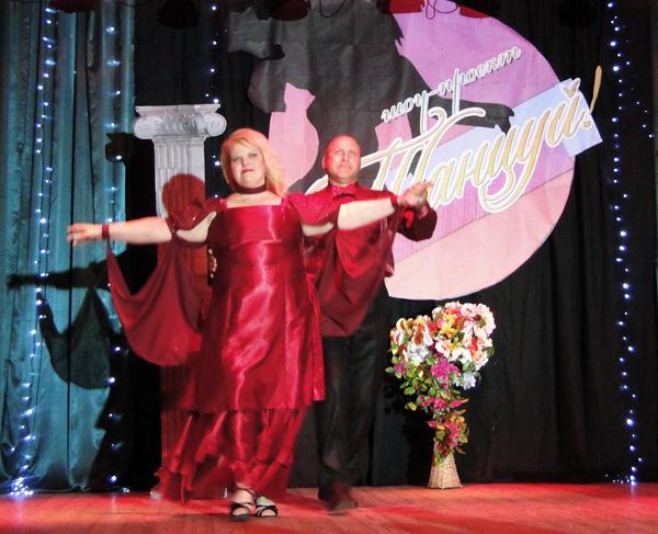 В Лиозно состоялся первый тур новой шоу-программы «Танцуй!»