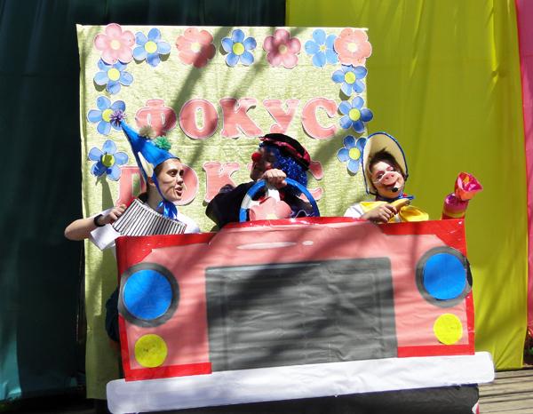Фоторепортаж: День детства в Лиозно (дополнено)