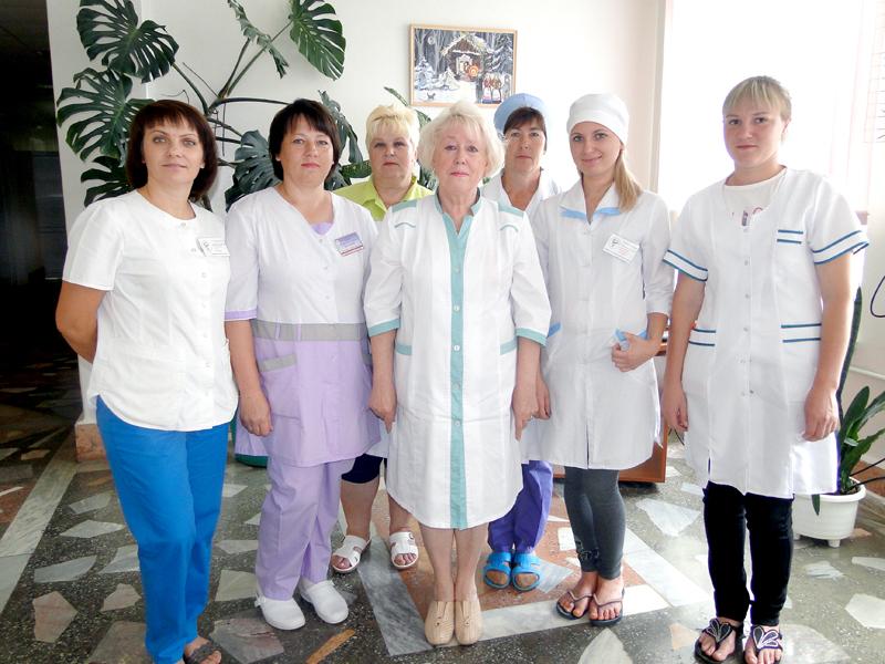 Профессия — дарить здоровье