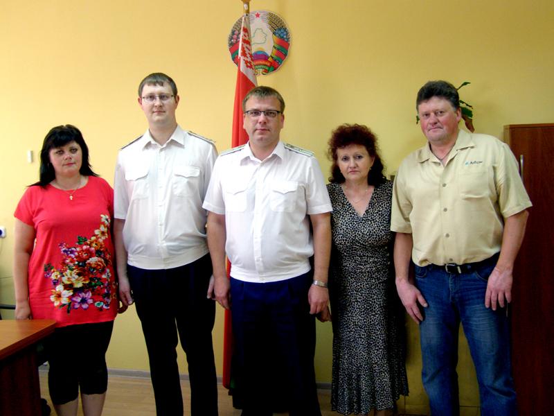 26 июня – День работников прокуратуры Республики Беларусь
