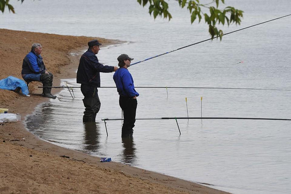 9 июня стартовал рыболовный сезон