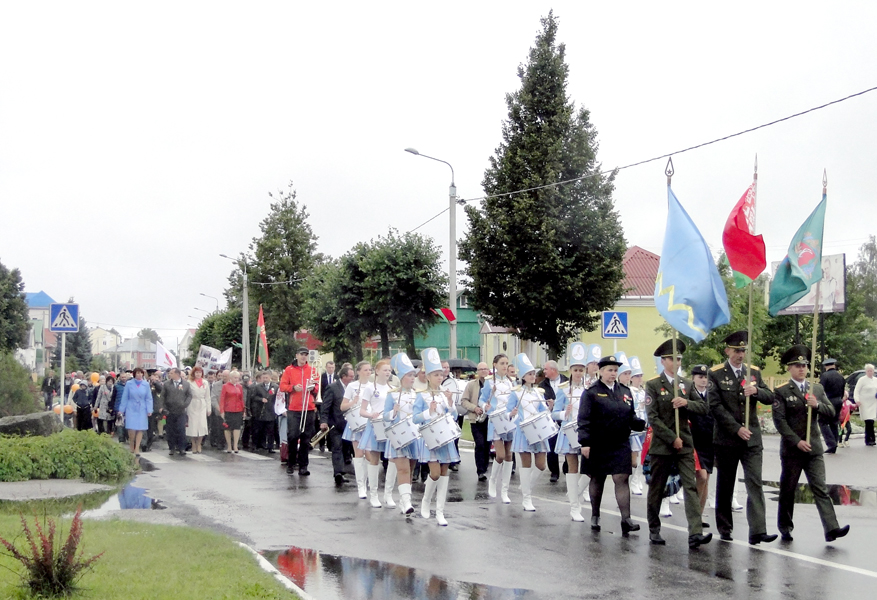 День Независимости в Лиозно