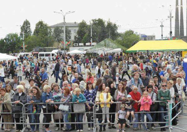 В последний день «Славянки» приглашает МВД