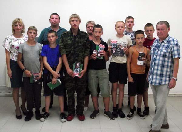 В Лиозненском районе прошла профилактическая акция «Молодежь против наркотиков»