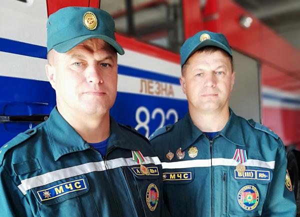 Братья Николай и Александр Долгановы: на двоих  одна дорога