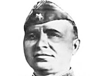 Кавалер трёх орденов Славы