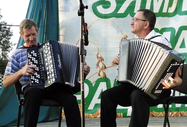 В Лиозненском парке прошёл праздник микрорайона «Школьный»
