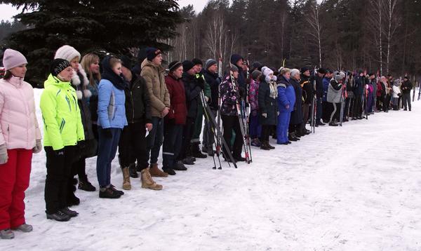 «Лиозненская лыжня-2019»: спортивный азарт и хорошее настроение (дополнено)