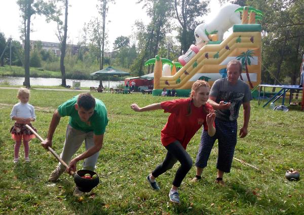 Лиозненцы снова  в тройке лидеров  проекта  «Властелин села»