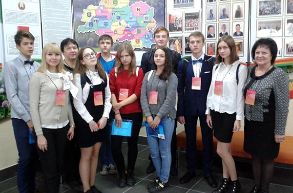 Молодёжная палата при Лиозненском районном Совете депутатов приняла участие в Фестивале «С чего начинается Родина?»