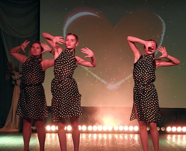 В Лиозненском районном центре культуры состоялось торжественное мероприятие, посвящённое Дню матери