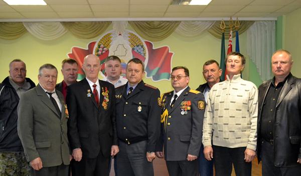 5 октября 2018 года службе уголовного розыска  МВД  Республики  Беларусь  исполняется  100 лет