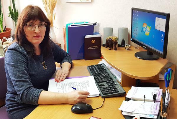 А. И. Кобачевская награждена почётной грамотой Комитета по сельскому хозяйству и продовольствию