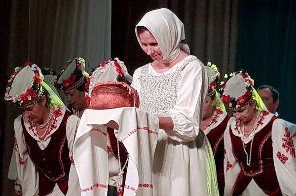 На Лиозненщине прошло торжественное мероприятие, посвящённое Дню работников сельского хозяйства