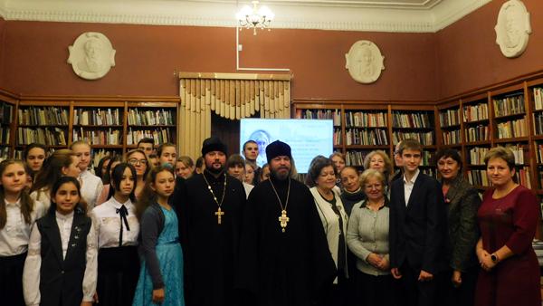 Делегация Лиозненского района приняла участие в православных детско-юношеских Елизаветинских чтениях в Смоленске