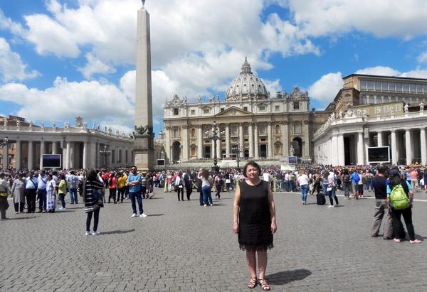 «О, Рим, ты целый мир!»