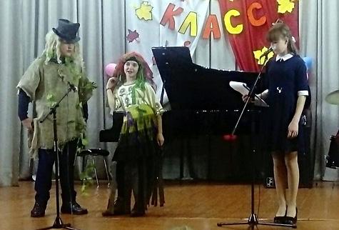 """В Лиозненской ДШИ состоялось """"Посвящение в первоклассники"""""""