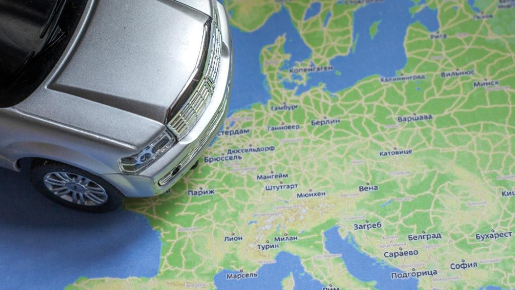 Можно ли арендовать авто с выездом за границу?
