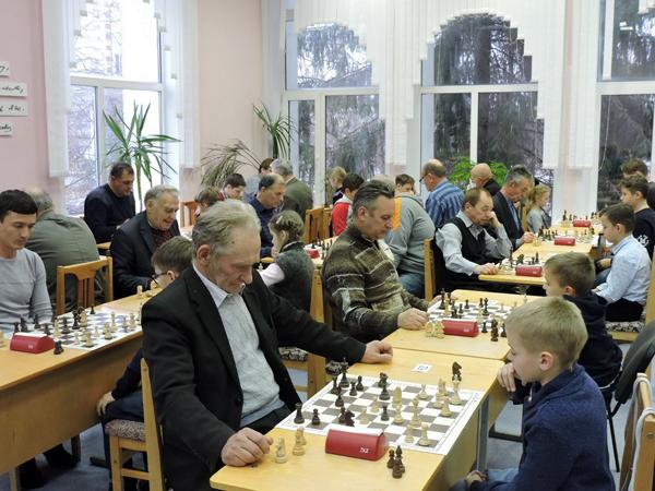 В Витебске состоялся областной  шахматный турнир