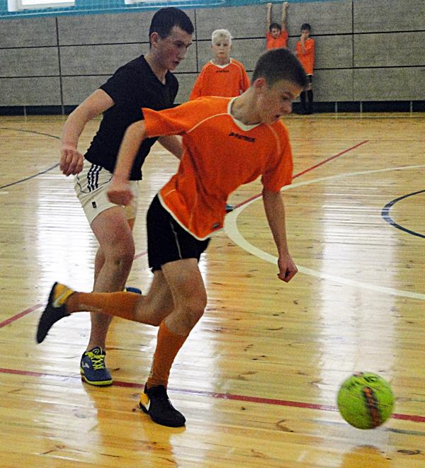 В Лиозно прошли соревнования на Кубок района по мини-футболу